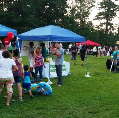 Egg Harbor Township's National Night Out
